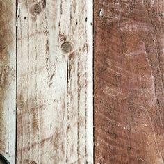 After (sanded) / Before (unsanded)  #recycle #reuse #repurpose #reclaim #green #eco #background #wood #floor #flooring #van #vanlife #tinyhome #tinyhouse #woodwork #upcycle #reclaimedwood #interior #project #nomad #bus #minibus #skoolie #conversion #truck #rv #vandweller #vanlifestyle #vanlifeideas #lifestyle