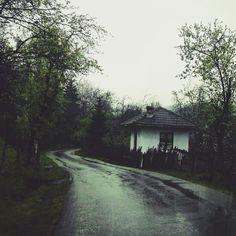 An inspiring rainy day in a traditional village...   Www.pure-romania.com   #rainydays #pureromania #romania