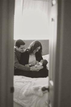 lifestyle newborn photography.