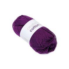 Rico Creative Cotton Aran, Black Sheep Wools , Black Sheep Wools
