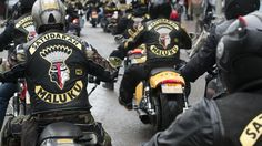 "The biker club ""Satudarah"". This stereotyped group can also be explained as; ""Joining a band of brothers together, a group with one common interest or mission, whether as a company, a team, or a motorcycle club, requires not only a commitment to loyalty but an understanding of self-preservation as well."" - A quote from, Sonny Barger."