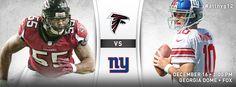 Falcons vs. Giants
