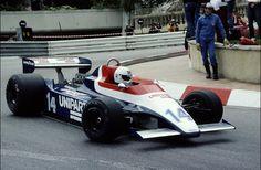 1980 GP Monaco (Tiff Needell) Ensign N180 - Ford