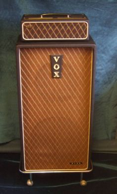 VOX T60 JMI COPPER PANEL,WITH ALL PAPER WORK AND TAGS AS NEW.