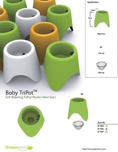 Baby TriPot Catalogue