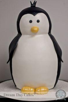 Resultado de imagen para penguin cake