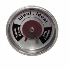 Heat Indicator. Used in charcoal grills and smokers to regulate the heat smoke and fire.Measures approximately 2.08''W.  http://click.linksynergy.com/link?id=MQWvUTzqMG0&offerid=294781.132015950405&type=2&murl=https%3A%2F%2Fcharbroil.affiliatetechnology.com%2Fredirect.php%3Fnt_id%3D5%26url%3Dhttp%3A%2F%2Fwww.charbroil.com%2Fheat-indicator-13201595-04-05.html