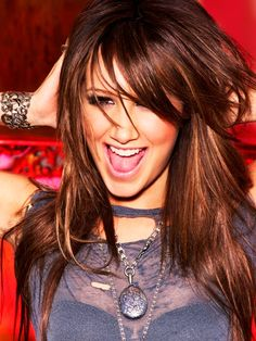 Ashley Tisdale!