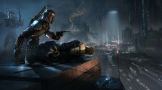screenshot of canceled Star Wars 1313 video-game.