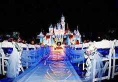 where I would like to have my wedding hopefully in disney world but not exactly there there more like little italy or something