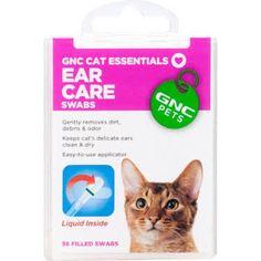 GNC Pets Ear Care Cat Swabs