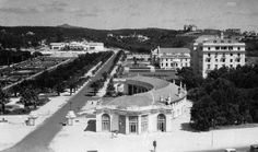 The 1931 Casino at Estoril probably one of the inspirations for Casino Royale.