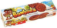 Bamboula était le nom d'une marque de biscuits au chocolat de la biscuiterie St-Michel