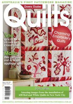 Down under Quilts 149  2011