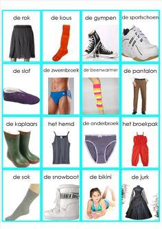 kleding memorie