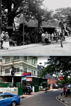 djl Djaksa te Batavia, 1940, ,., jl Jaksa, Jakarta, 2016