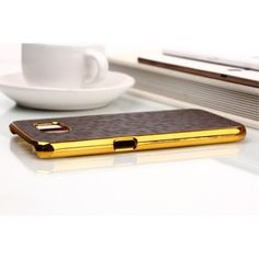 Coque Samsung Galaxy S6 Alvéoles – Rebords Glossy   4.99€  http://www.macoque.com/samsung-galaxy-s6/2049-coque-samsung-galaxy-s6-alveoles-rebords-glossy.html  #macoque #samsung #galaxyS6  #cover #case