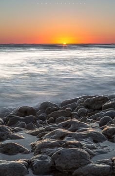 Coucher du soleil, Ile d' Oléron  • Rémi Ferreira