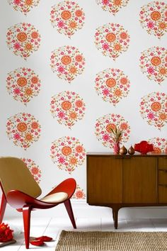 Amy Butler does Wallpaper | the red thread :: create, inspire, share