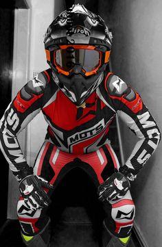 Just some stuff: Photo Womens Motocross Gear, Motocross Outfits, Motorcycle Suit, Motorcycle Leather, Biker Couple, Latex Men, Bike Leathers, Biker Boys, Biker Gear