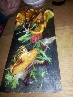 Japanese food with a twist @kiboucheltenham #cheltenham #cotswolds
