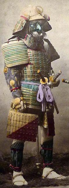 Samurai. Geisha, Samurai Weapons, Samurai Armor, Japanese Warrior, Japanese Sword, Vintage Japanese, Japanese Art, Katana, Great Warriors