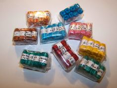DOLLS  HOUSE MINIATURES  - 1 x Pack of wool. $4.50, via Etsy.