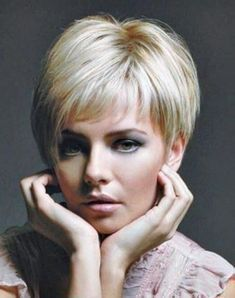 Image result for pixie haircuts for women over 60 fine hair #shorthairstylesforwomenover60