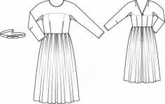 burda vintage: Zurück in die Fifties - News - Aktuelles - burda style
