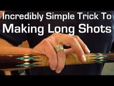 How to Shoot a Powerful Draw Shot (Pool Lessons) - YouTube