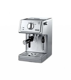 Cuisinart Em 200 Programmable 15 Bar Espresso Maker Stainless Steel Giving Is Better Than Receiving Pinterest And Coffee