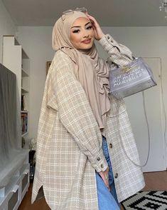 Hijab Fashion Summer, Modest Fashion Hijab, Street Hijab Fashion, Muslim Fashion, Hijabs, Modest Summer Outfits, Hijab Look, Hijab Trends, Mode Inspiration