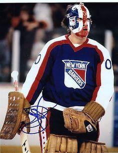 John Davidson - New York Rangers www.nickfotiu.com