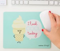 MOUSEPAD MR.WONDERFUL - Benvenuto su GratioCafe shop!