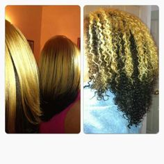 Natural hair versatility, love the color