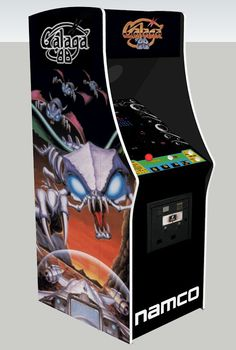 Galaga 88 - Galaga '88 (ギャラガ'88 Gyaraga 'Eiti Eito?) is a 1987 fixed shooter arcade game by Namco. It is the third sequel of Galaxian (following Galaga and Gaplus). It features significantly improved graphics over the previous games in the series, including detailed backgrounds, larger enemies and more ship details. Although it was well received, fewer units of this game were produced than of Galaga and Gaplus.