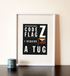 Great unusual Christmas gifts all the Code Flags the bus roll style