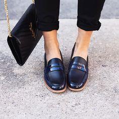 Loafer love @boden_clothing ✔️ #ontheblog #seewantshop