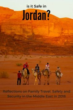 Is it Safe in Jordan? Lindsay from Carpe Diem OUR Way reflects on her family's Middle East visit