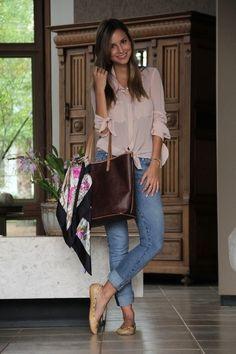 Faded jeans | aimerlabelle.tumblr.com