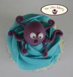 Cupcakes Peces