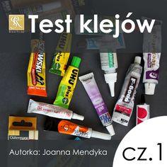 Czym kleić? Test klejów autorstwa Joanny Mendyki.