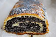Perfect poppy seed cake: http://upieczmnie.blogspot.com/2015/02/makowiec-staropolski.html