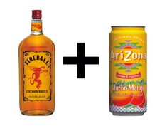 A few cheap and easy drinks for studentsA few cheap and easy drinks for bizarre alcohol combinations that taste amazingFirst of all, I'm sorry. Second, it was despair. But Mucho Mango Arizona and Fireball Fireball Mixed Drinks, Best Mixed Drinks, Mixed Drinks Alcohol, Alcohol Drink Recipes, Bourbon Drinks, Fireball Cocktails, Alcohol Mixers, Booze Drink, Liqueurs