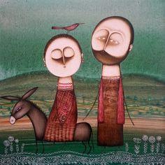 Ormiański malarz - Armen Vahramyan  Surrealism