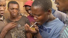 """PHOTO: BBCThe Kano Command of the National Drug Law Enforcement Agency (NDLEA), has decried the rising rate of drug abuse among minors in the state, describing the trend as """"frightening"""".The Commander, Alhaji Hamza Umar, told newsmen on. Caregiver Jobs, Man Smoking, Training Center, Old Boys, A 17, How To Know, Addiction, Children"""