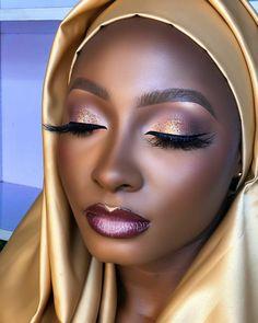 Bridal Makeup Natural Brunette, Dramatic Bridal Makeup, Bridal Makeup For Blondes, Asian Bridal Makeup, Dark Skin Makeup, Makeup For Green Eyes, Blue Eye Makeup, Flawless Makeup, Gorgeous Makeup