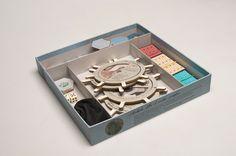 Apnea - Boardgame on Behance