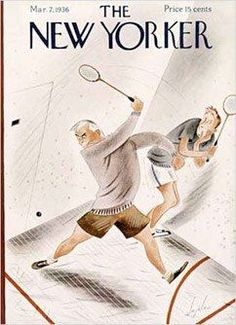 The New Yorker magazine and the sport of squash