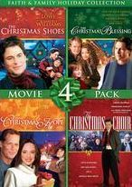 Faith & Family Holiday Movie Collection: Movie 4 Pack